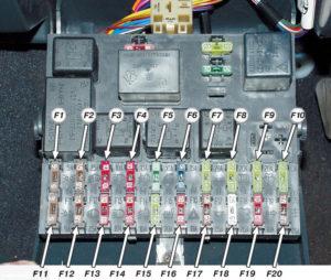 Что делать, если не горит панель приборов на ВАЗ-2110