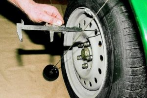 Как сделать развал-схождение своими руками на ВАЗ-2109
