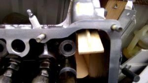 Как сделать замену успокоителя цепи на ВАЗ-2107