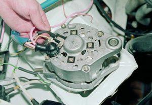 Пошаговая инструкция подключения генератора на ВАЗ-2106