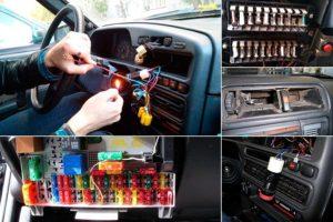 Что делать, если не работают поворотники и аварийка на ВАЗ-2110