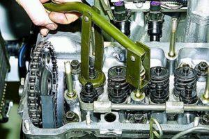 Как осуществить замену маслосъемных колпачков на ВАЗ-2114
