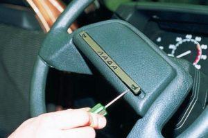 Как правильно снять руль на ВАЗ-2110 самостоятельно
