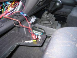 Как правильно завести ВАЗ-2107 без ключа