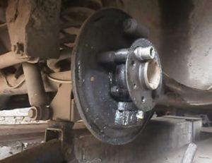 Как произвести замену подшипника полуоси на ВАЗ-2107