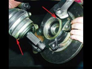 Как произвести замену шрусов на ВАЗ-2109