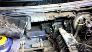 Как сделать замену или ремонт печки на ВАЗ-2110