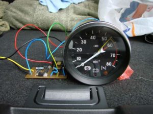 Как сделать подключение тахометра на ВАЗ-2106 правильно