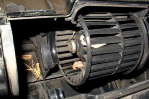 Что делать, если не работает вентилятор печки на ВАЗ-2114
